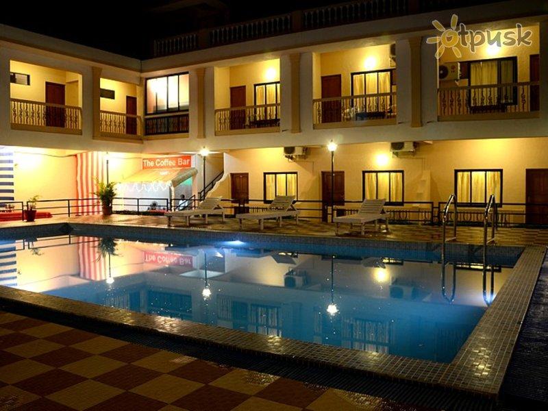 Отель White Orchid Hotel 2* Северный Гоа Индия