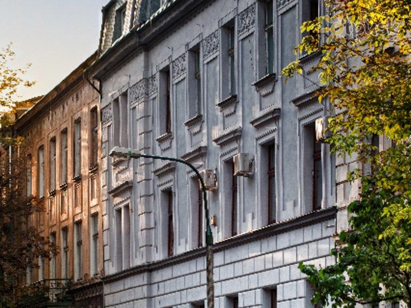 Отель Siesta Aparthotel 3* Краков Польша