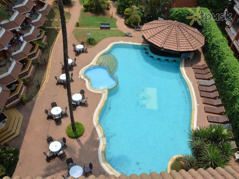 Отель The Baga Marina Beach Resort & Hotel 3* Северный Гоа Индия