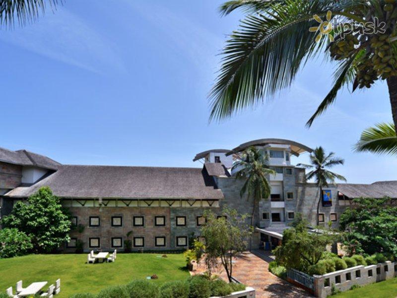 Отель Turtle on the Beach Kovalam 5* Керала Индия