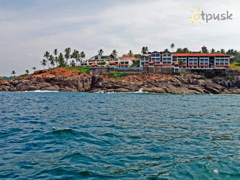 Отель The Leela Kovalam 5* Керала Индия