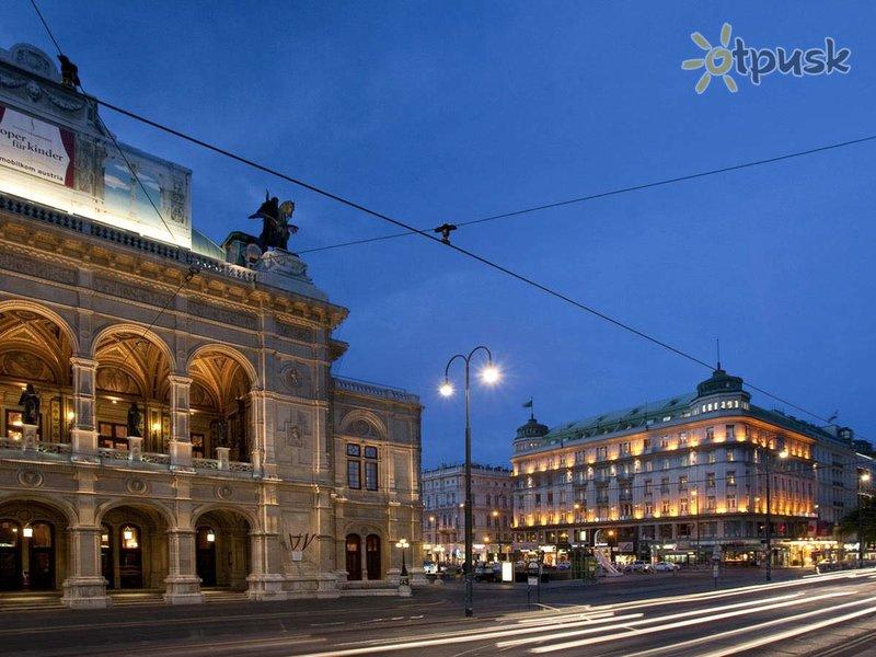 Отель Bristol Hotel 5* Вена Австрия
