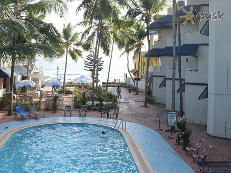 Отель Pappukutty Beach Resort 2* Керала Индия