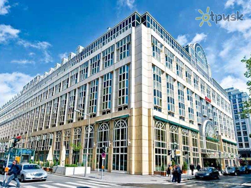 Отель Marriott Hotel Vienna 5* Вена Австрия