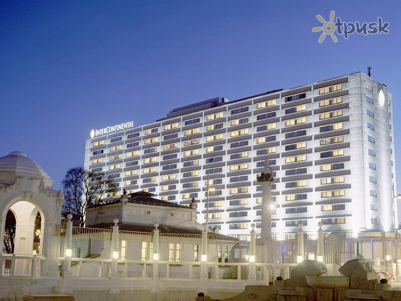 Отель InterContinental Wien 5* Вена Австрия