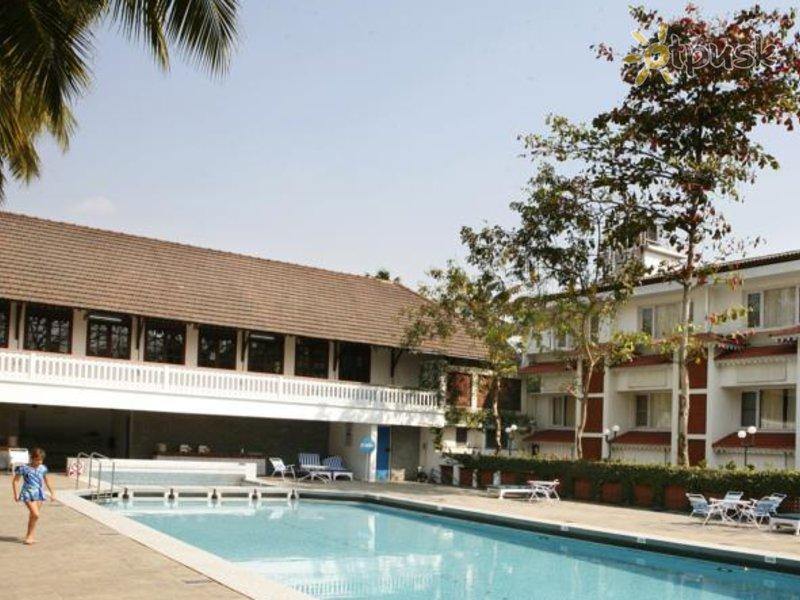 Отель Casino Hotel 5* Керала Индия
