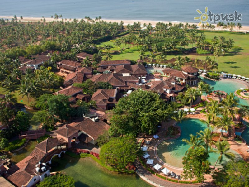 Отель ITC Grand Goa, A Luxury Collection Resort & Spa 5* Южный Гоа Индия