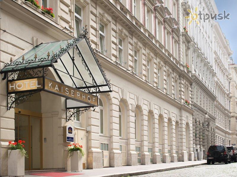 Отель Best Western Premier Kaiserhof Wien 4* Вена Австрия