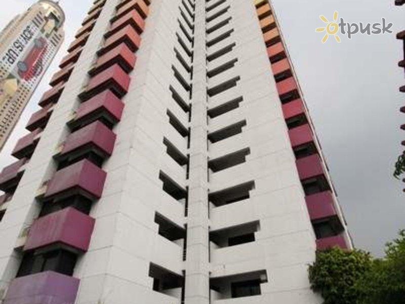 Отель Baiyoke Suite Hotel 3* Бангкок Таиланд