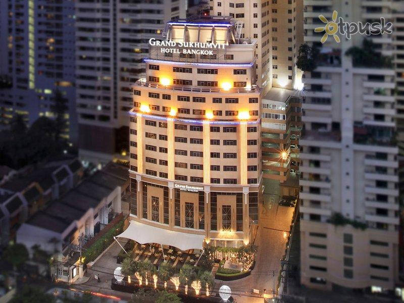 Отель Grand Sukhumvit Hotel Bangkok (Managed by Accor) 5* Бангкок Таиланд