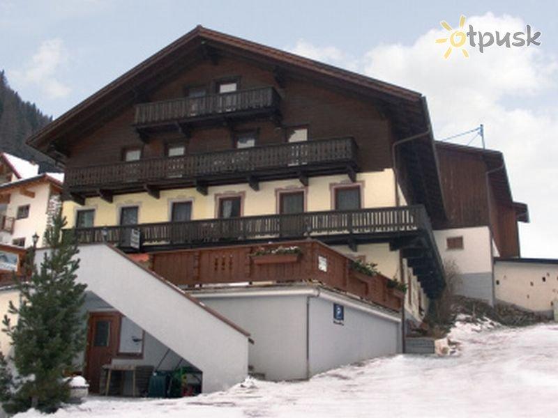Отель Bergsee Pension 2* Зельден Австрия