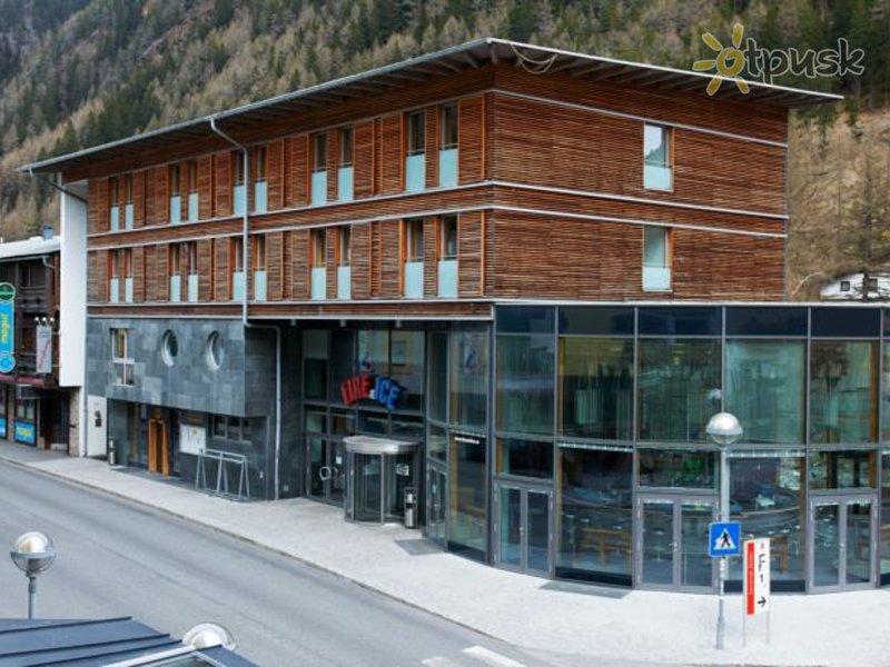 Отель Garni Sunshine 3* Зельден Австрия