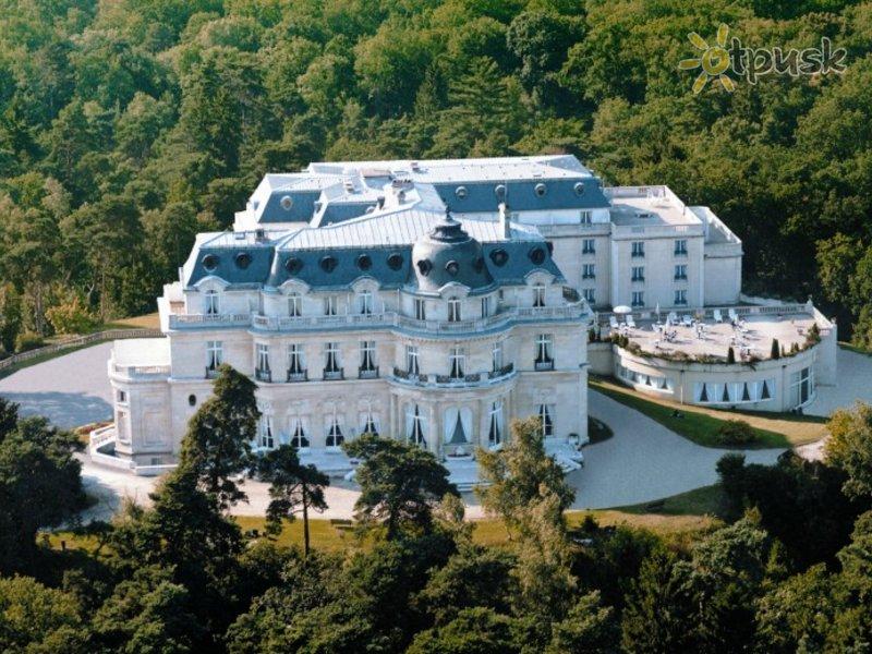 Отель Tiara Chateau Mont Royal 5* Париж Франция