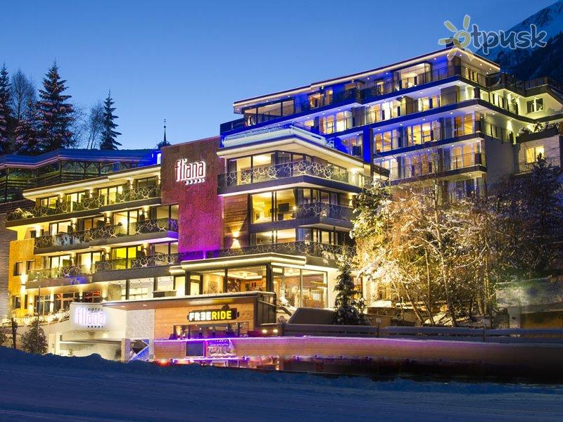 Отель Fliana Hotel 4* Ишгль Австрия