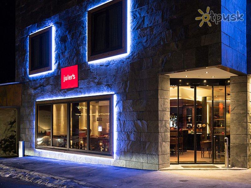 Отель Solaria Hotel 4* Ишгль Австрия