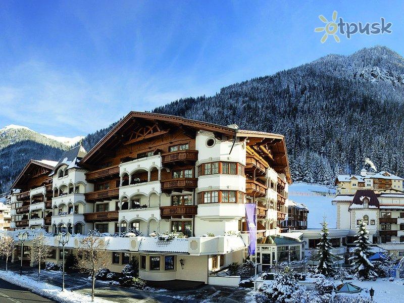 Отель Trofana Royal 5* Ишгль Австрия