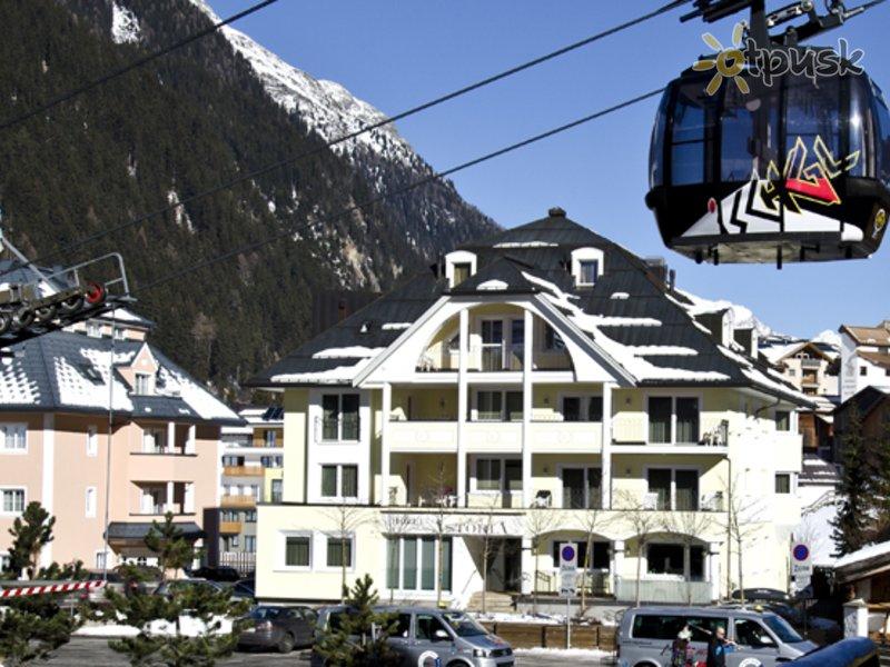 Отель Garni Astoria 4* Ишгль Австрия