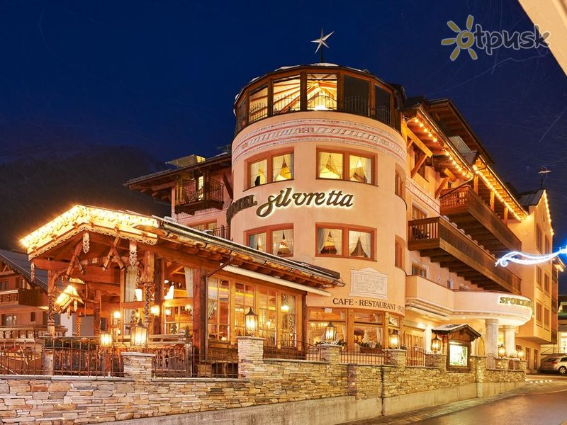 Отель Silvretta Sporthotel 4* Ишгль Австрия