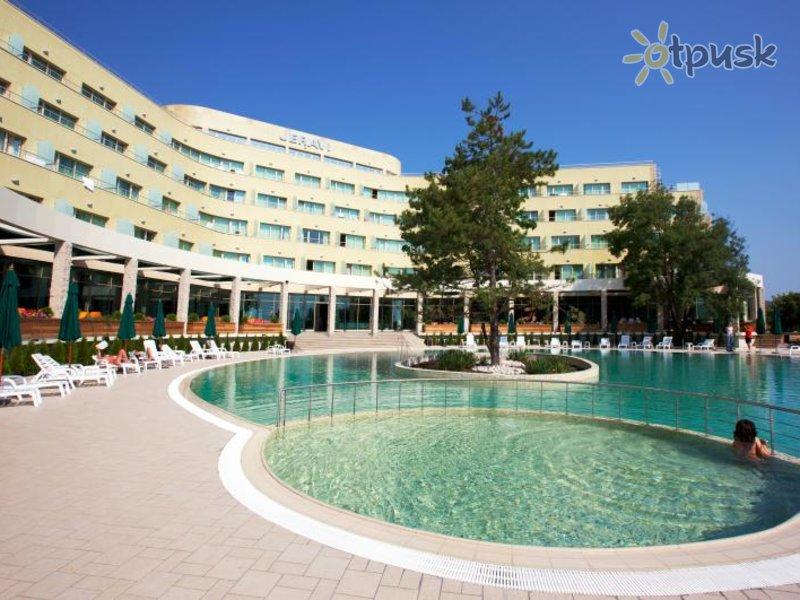 Отель Jeravi Hotel 4* Приморско Болгария