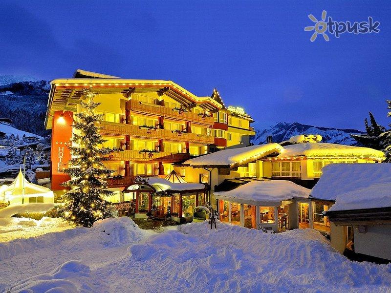Отель Voetters Sportkristall 4* Капрун Австрия