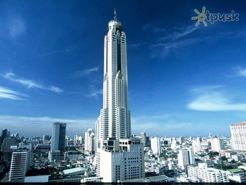 Отель Baiyoke Sky Hotel 4* Бангкок Таиланд