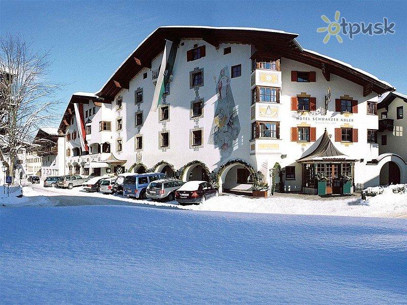 Отель Schwarzer Adler 4* Кицбюэль Австрия