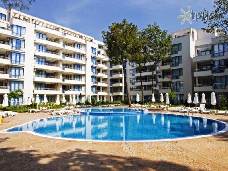 Отель Excelsior Aparthotel 3* Солнечный берег Болгария
