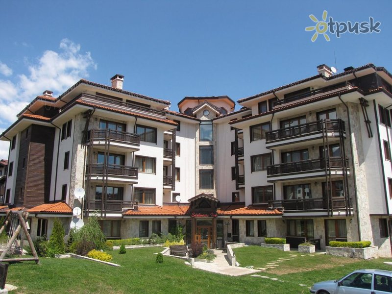 Отель Edelweiss Inn Complex 3* Банско Болгария