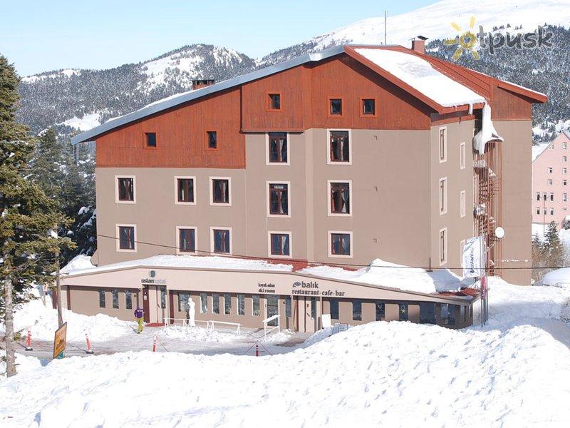 Отель Uslan Hotel 3* Улудаг Турция