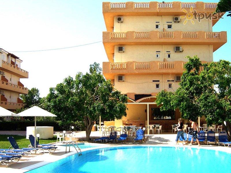 Отель Castro Hotel 3* о. Крит – Ираклион Греция