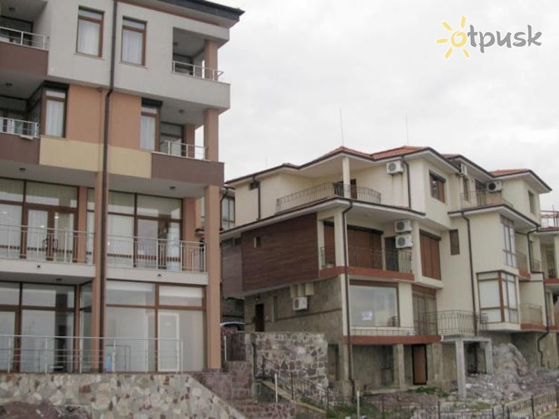 Отель Bella Villa 3* Созополь Болгария