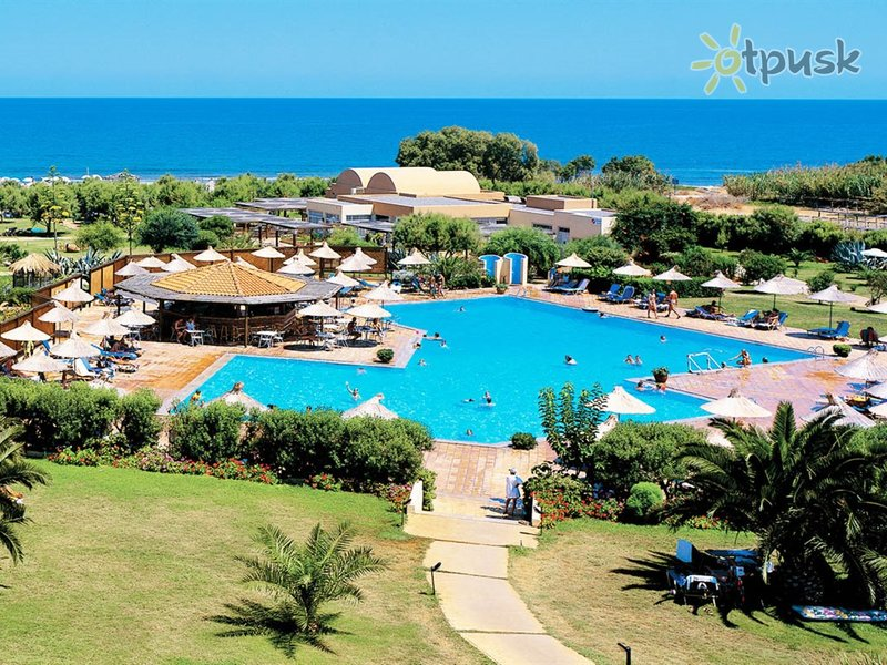 Отель Anissa Beach & Village 4* о. Крит – Ираклион Греция