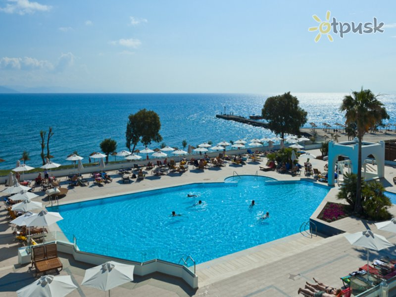 Отель Oceanis Beach & Spa Resort 4* о. Кос Греция