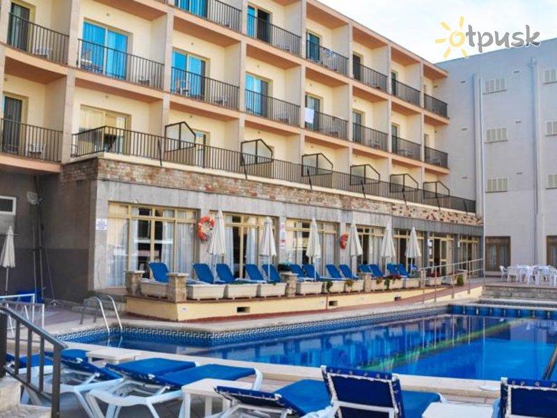 Отель Iris Hotel 3* о. Майорка Испания