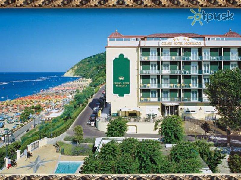 Отель Grand Hotel Michelacci (Gabice Mare) 4* Римини Италия