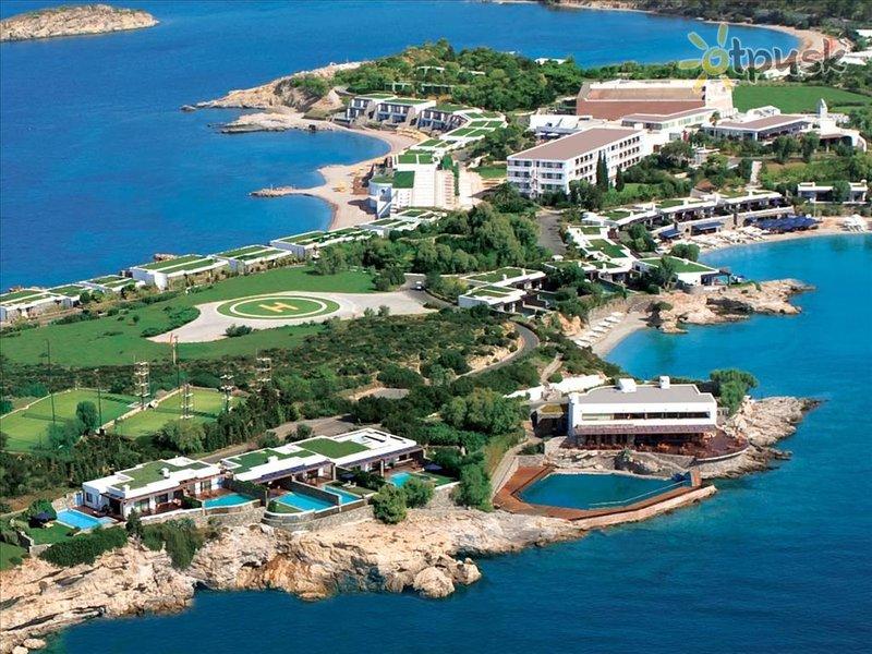 Отель Grand Resort Lagonissi 5* Аттика Греция