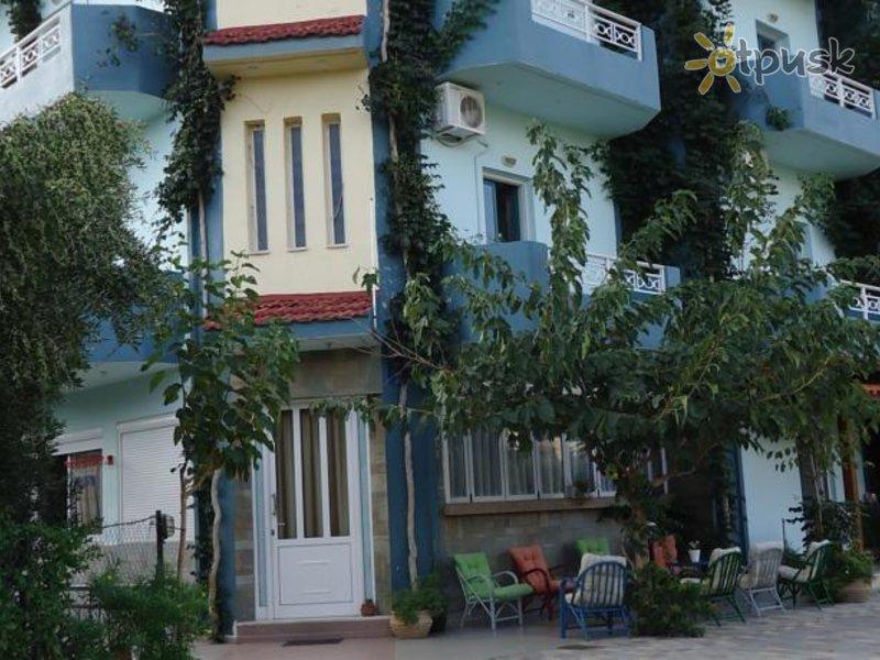 Отель Saloustros Apartments 2* о. Крит – Ираклион Греция