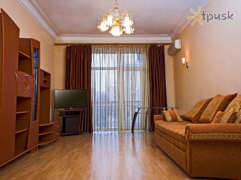 Отель Big Lux Apartments 1* Киев Украина