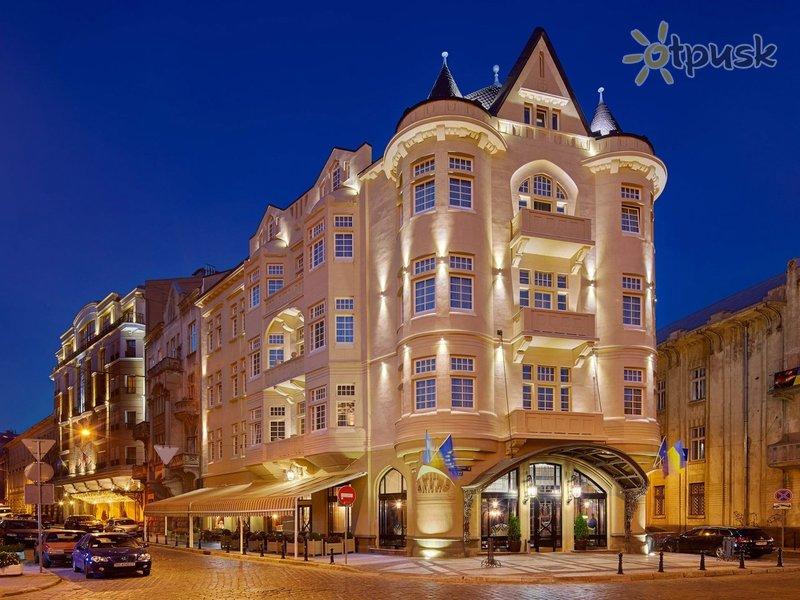 Отель Atlas Deluxe 4* Львов Украина
