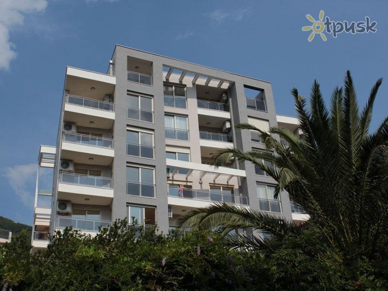 Отель Olimp Lux Villa 4* Будва Черногория