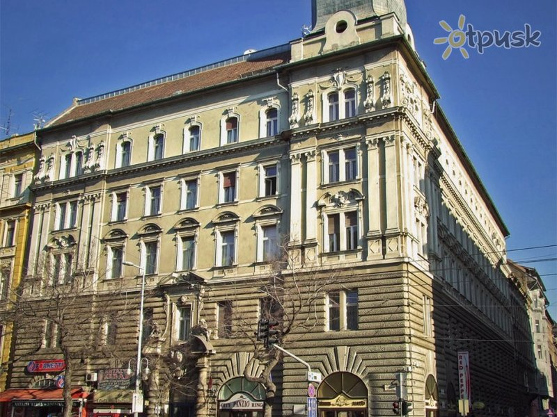 Отель City Hotel Ring 3* Будапешт Венгрия