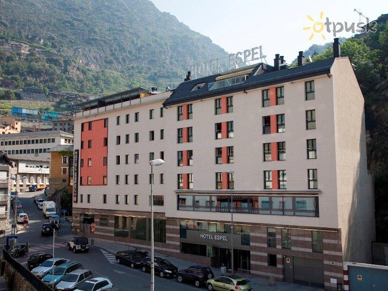Отель Espel Hotel 3* Эскальдес - Энгордани Андорра
