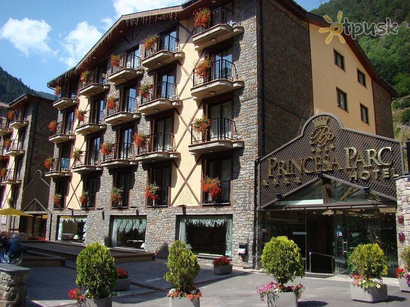 Отель Princesa Parc Hotel 4* Пал-Аринсаль Андорра