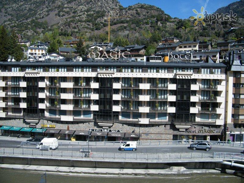 Отель Magic Andorra 4* Андорра Ла Велья Андорра