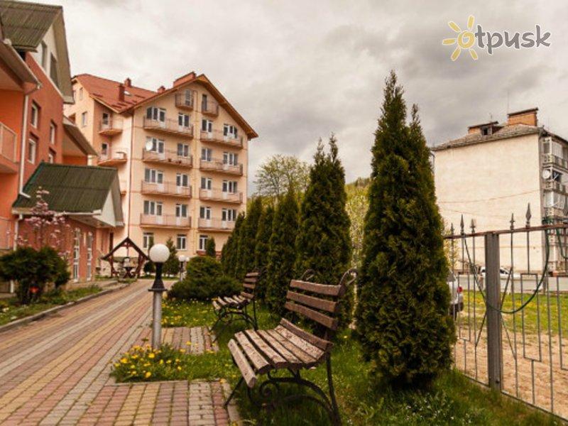 Отель Солнечное Закарпатье 3* Поляна Украина - Карпаты