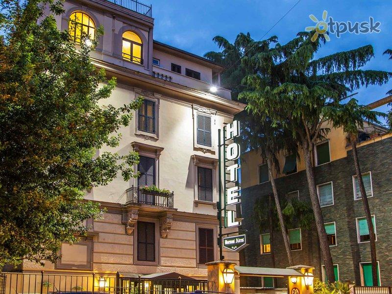 Отель Buenos Aires Hotel 3* Рим Италия