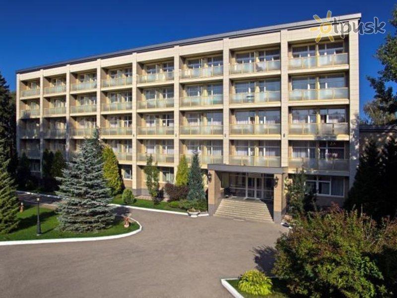 Отель Санаторий Янтарь 3* Светлогорск Россия