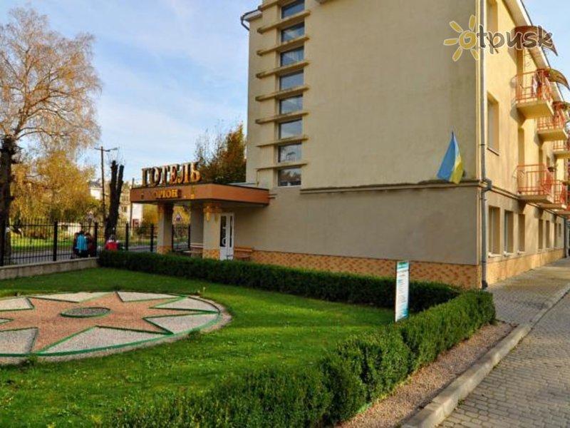 Отель Орион 3* Моршин Украина