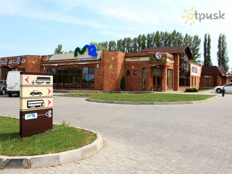 Отель М12 2* Умань Украина