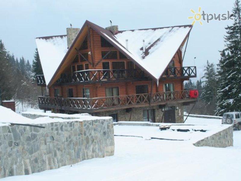Отель Casa del Pozitiff 2* Славское Украина - Карпаты